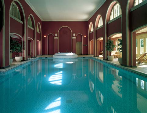 Spa at Hartwell House Hotel