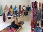 Karederi & Parsomen leather handbags