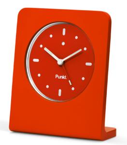 Alarm clock by Punkt d