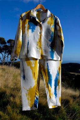 Alice & Co silk pyjamas