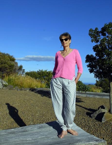 Alice & Co Turkish trousers Wanama Lodge NZ