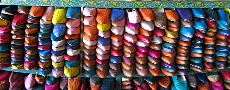 Babouche - Maroccan slippers