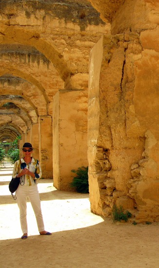 Granaries Meknes