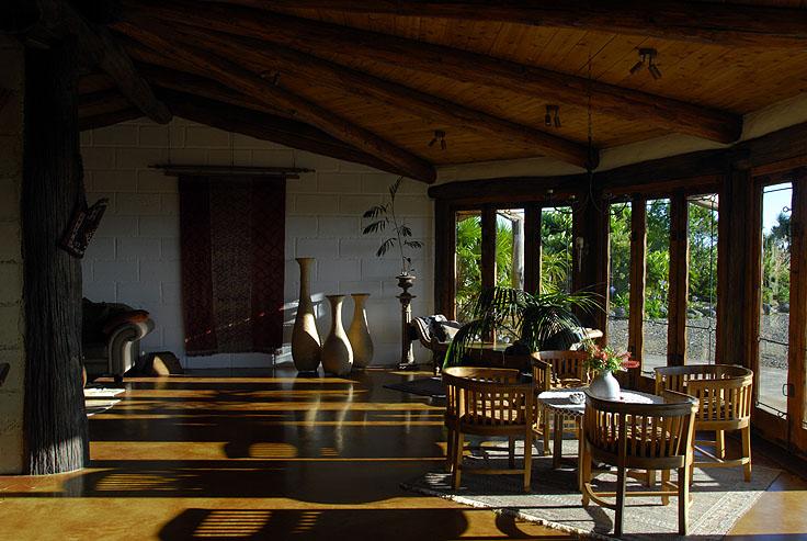 Interior Manawa Lodge NZ