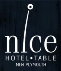 Nice Hotel New Plymouth logo