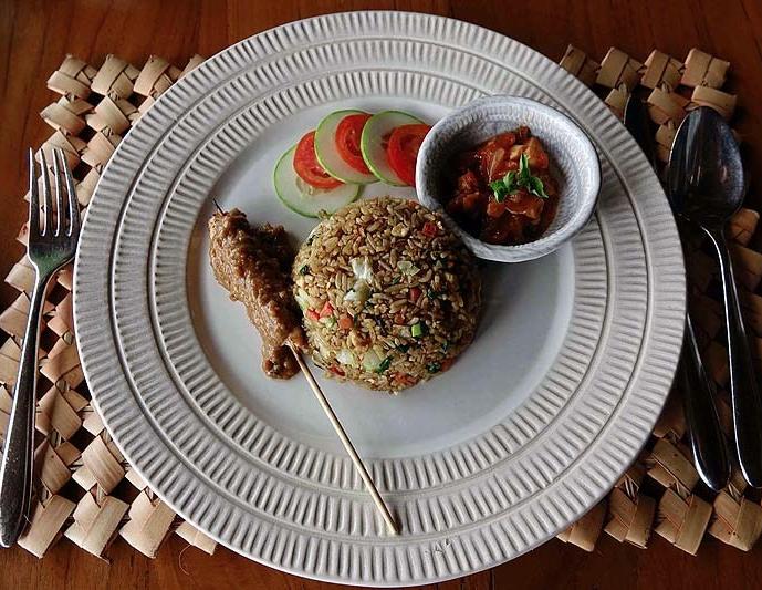 Nasi Goreng Nihiwatu Sumba