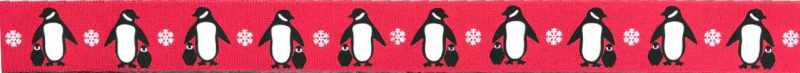 PENGUIN RIBBON Falklands